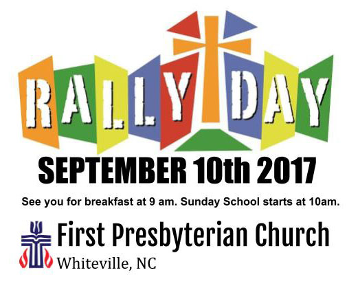Rally Day 2017 Single image