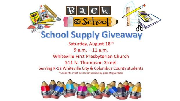 Updated School Giveaway 2018 image