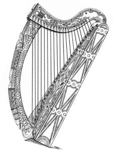 harp oratorio